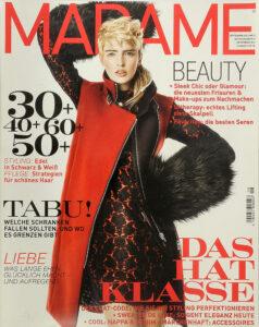 Bernhard Grassl Juwelier München Presse Madame 09/2013 Titel